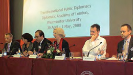 Transformational Public Diplomacy