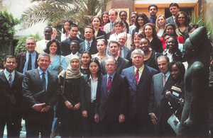 MA in Diplomatic Studies Field Trip to Cairo