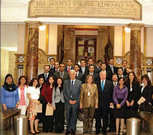 Dynamics of Diplomacy for Egyptian Diplomats